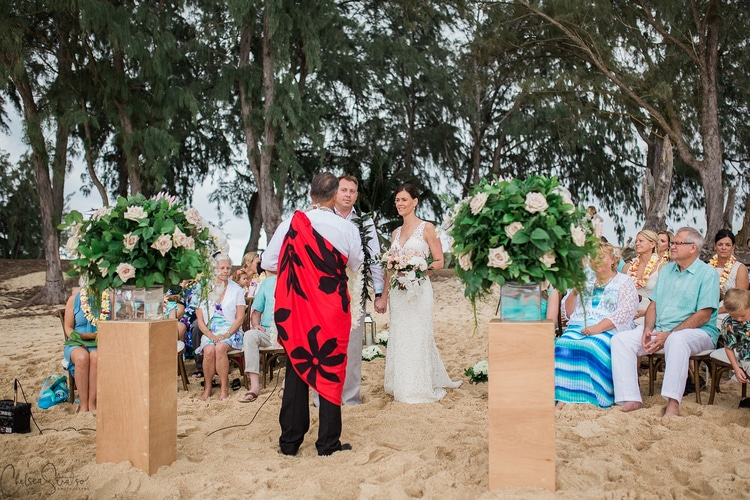 Destination Wedding Turtle Bay Resort 429