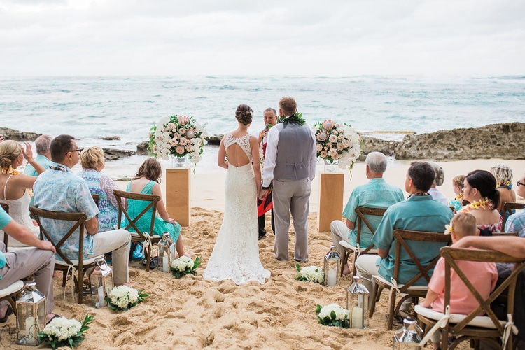 Destination Wedding Turtle Bay Resort 449