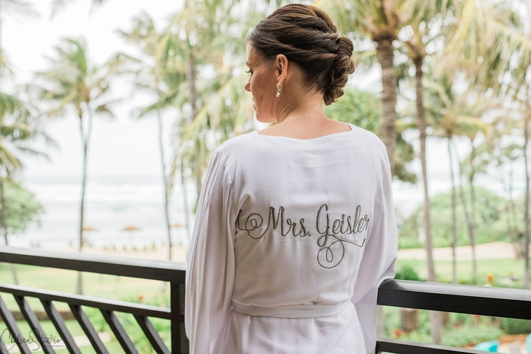 Destination Wedding Turtle Bay Resort 532