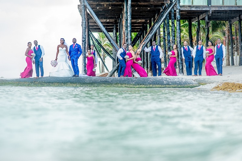 Destination Wedding at Generations Resort Riviera Maya 0271