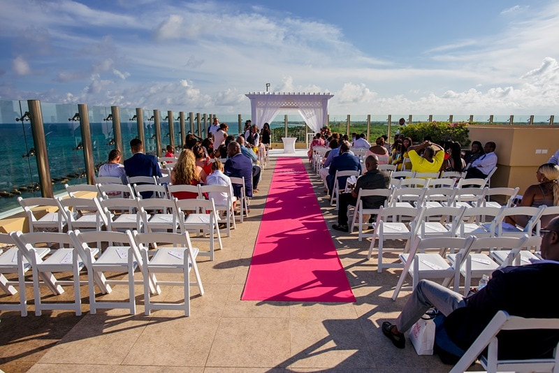 Destination Wedding at Generations Resort Riviera Maya 0278