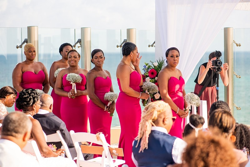 Destination Wedding at Generations Resort Riviera Maya 0286