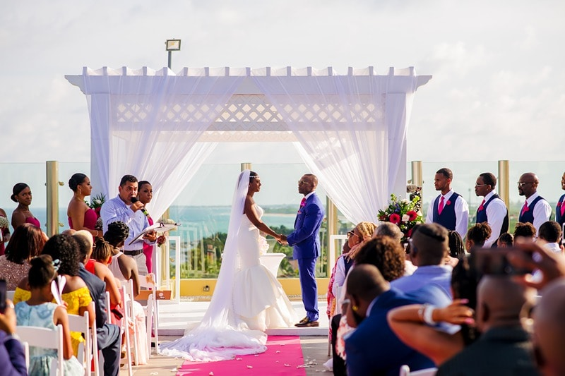 Destination Wedding at Generations Resort Riviera Maya 0295