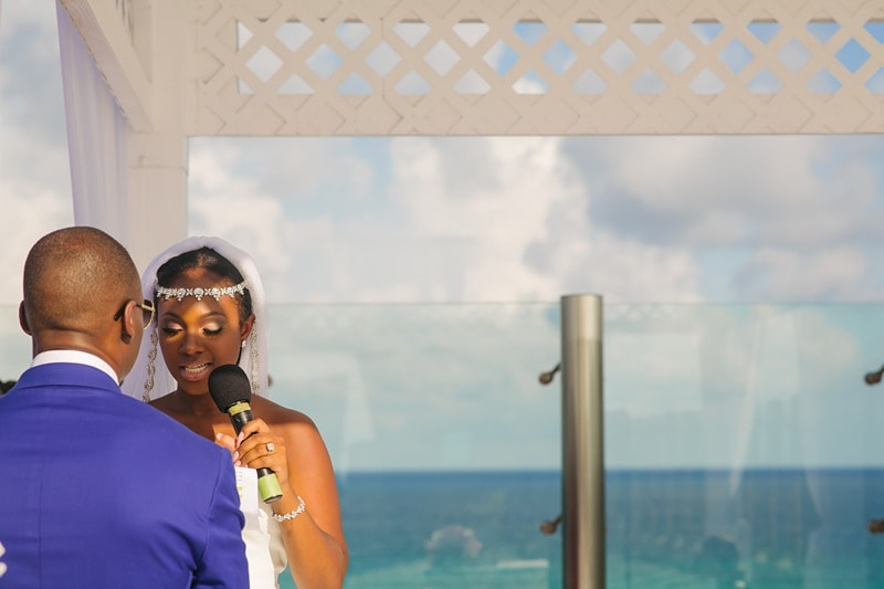 Destination Wedding at Generations Resort Riviera Maya 0296