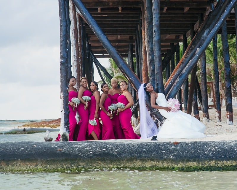 Destination Wedding at Generations Resort Riviera Maya 0300