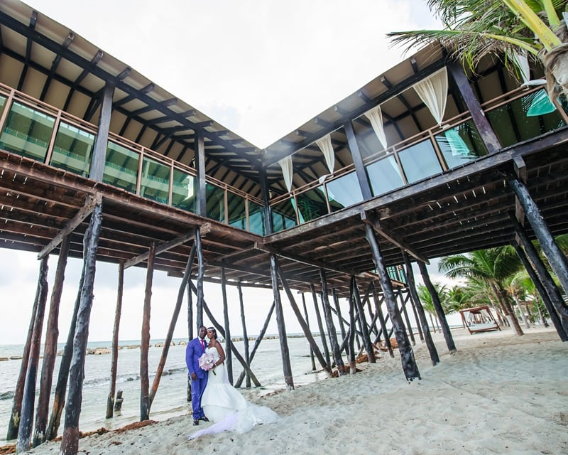 Destination Wedding at Generations Resort Riviera Maya 0305
