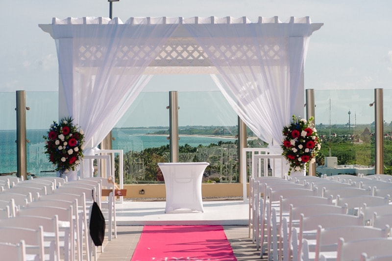 Destination Wedding at Generations Resort Riviera Maya 0326