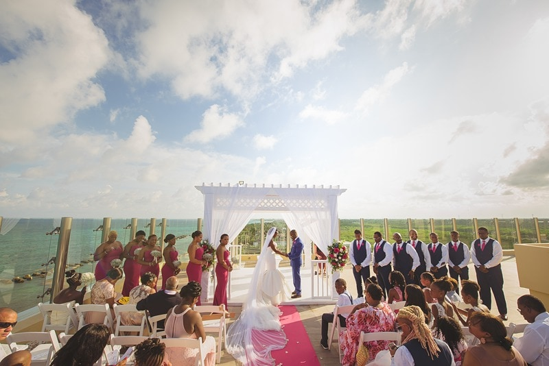 Destination Wedding at Generations Resort Riviera Maya 0330