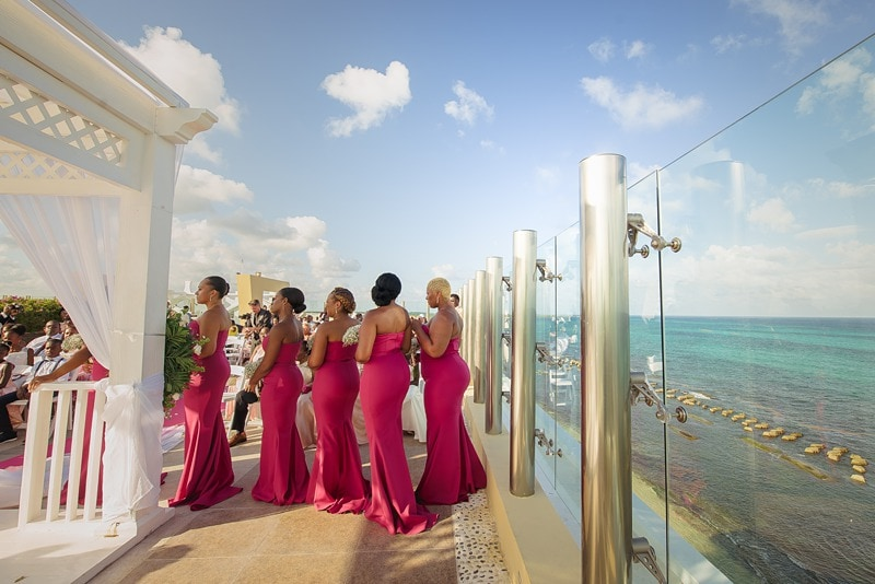 Destination Wedding at Generations Resort Riviera Maya 0331