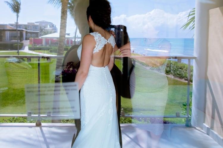Destination Wedding at Now Jade Riviera Cancun 109