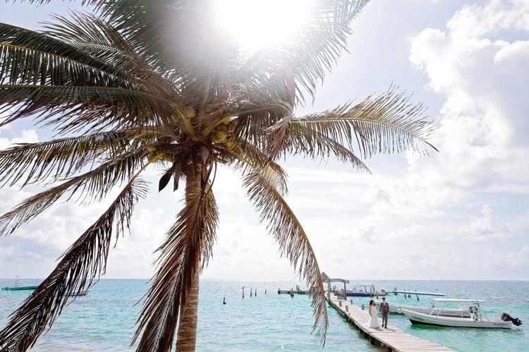 Destination Wedding at Now Jade Riviera Cancun 12