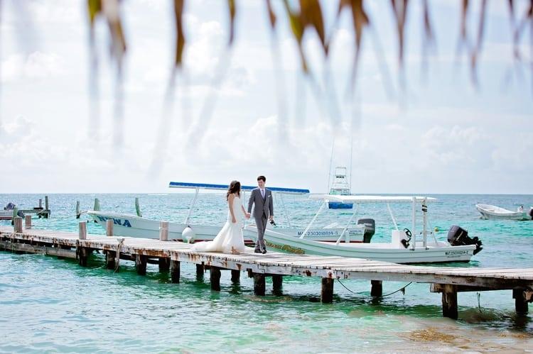 Destination Wedding at Now Jade Riviera Cancun 14