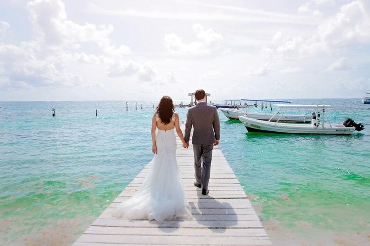 Destination Wedding at Now Jade Riviera Cancun 18