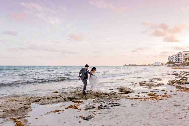 Destination Wedding at Now Jade Riviera Cancun 43