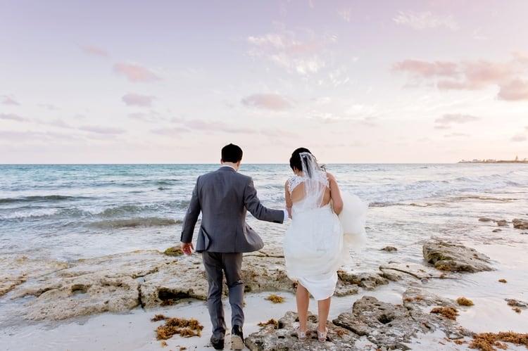 Destination Wedding at Now Jade Riviera Cancun 45