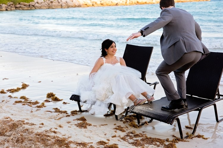 Destination Wedding at Now Jade Riviera Cancun