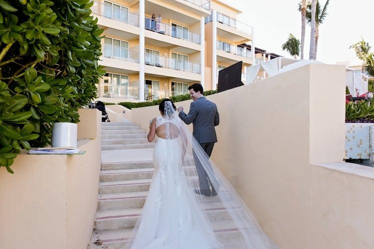 Destination Wedding at Now Jade Riviera Cancun 61