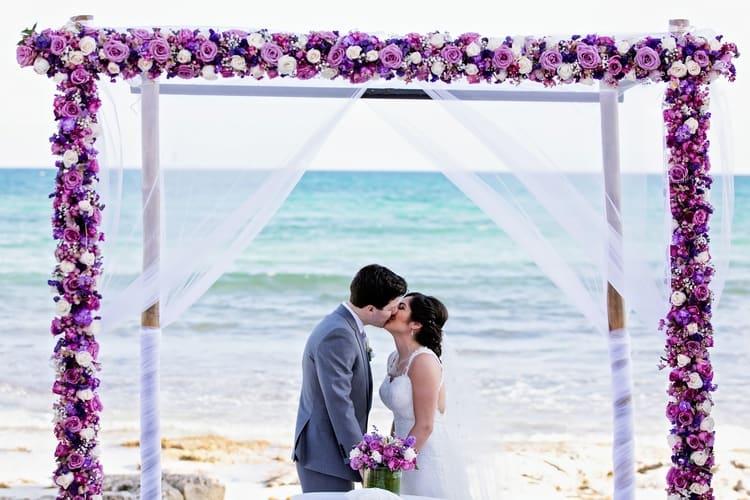 Destination Wedding at Now Jade Riviera Cancun 64