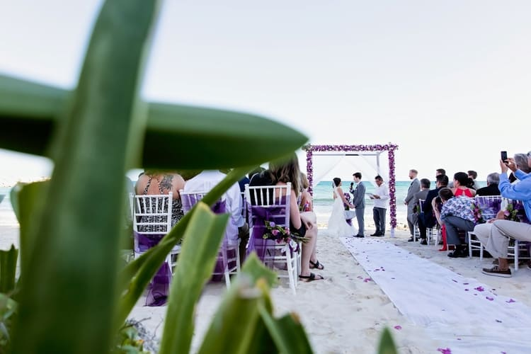 Destination Wedding at Now Jade Riviera Cancun 69