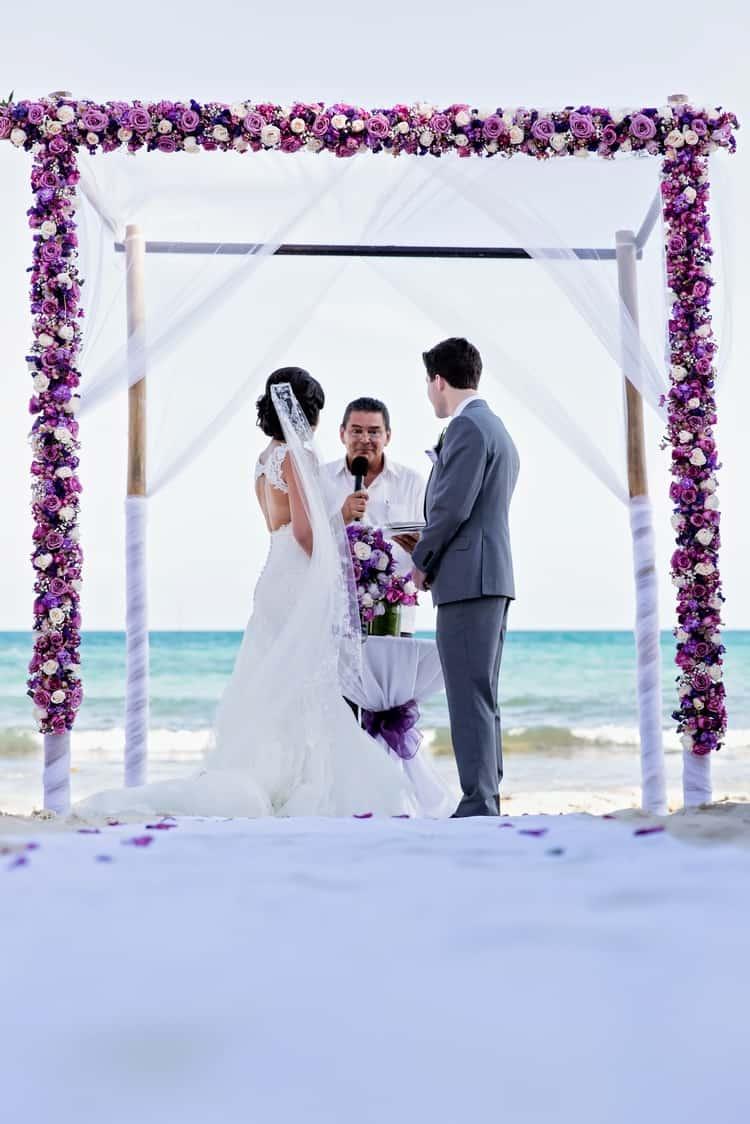Destination Wedding at Now Jade Riviera Cancun 70