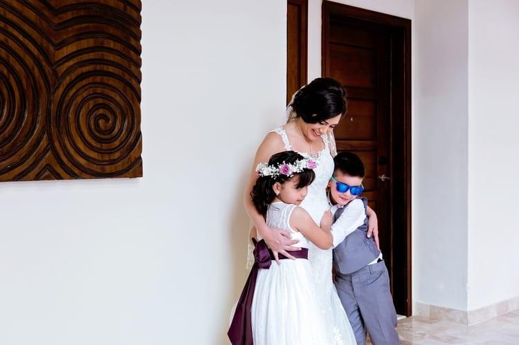 Destination Wedding at Now Jade Riviera Cancun 91