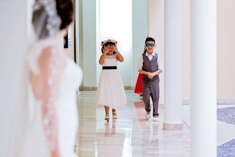 Destination Wedding at Now Jade Riviera Cancun 92
