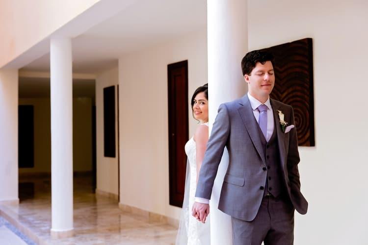 Destination Wedding at Now Jade Riviera Cancun 96