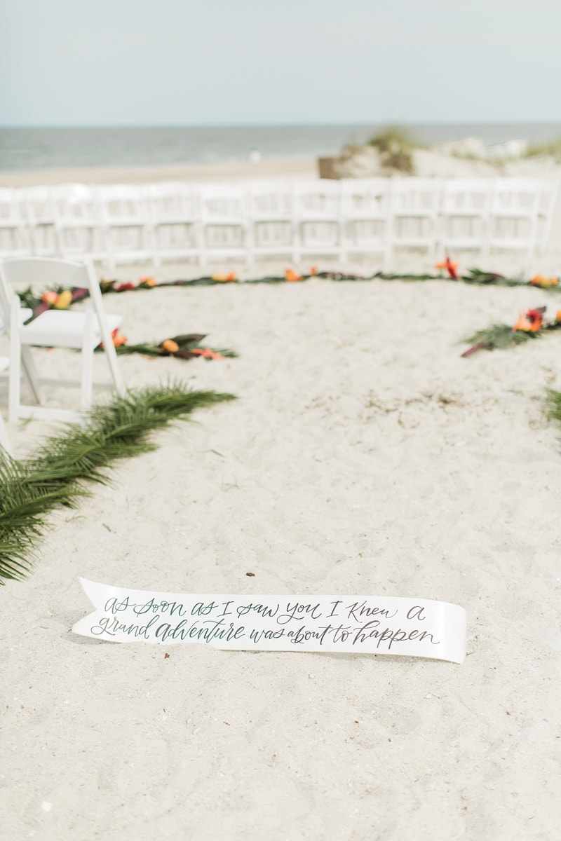 Destination Wedding at Omni Amelia Island 0060
