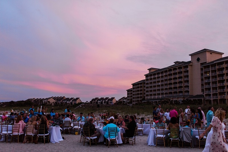 Destination Wedding at Omni Amelia Island 0165