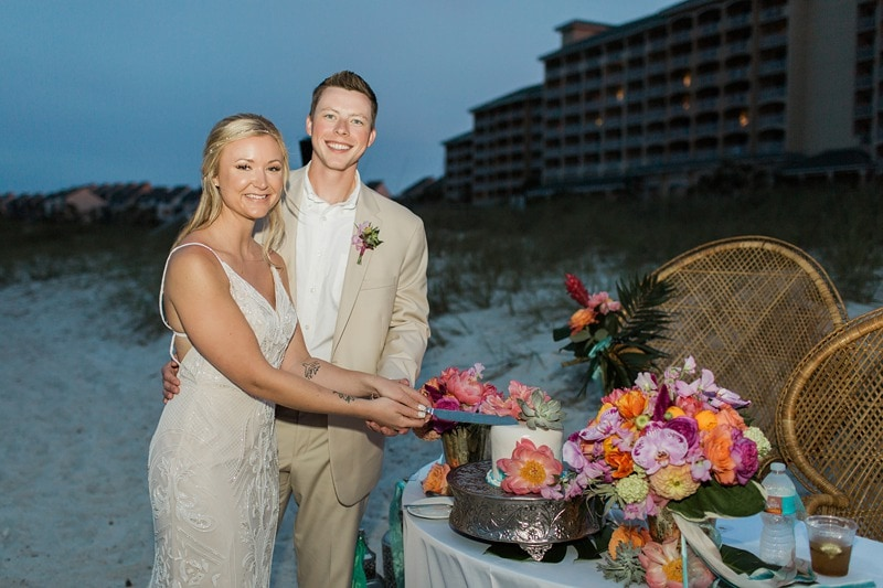 Destination Wedding at Omni Amelia Island 0167