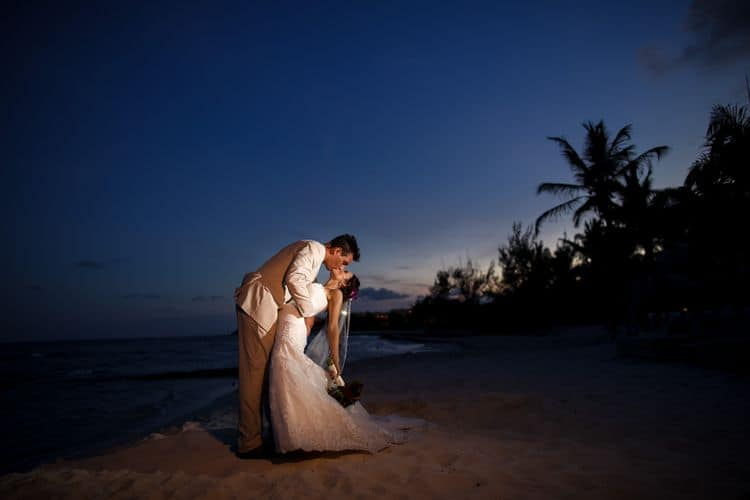 Destination Wedding at Sandos Caracol 11