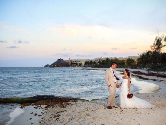 Destination Wedding at Sandos Caracol_13