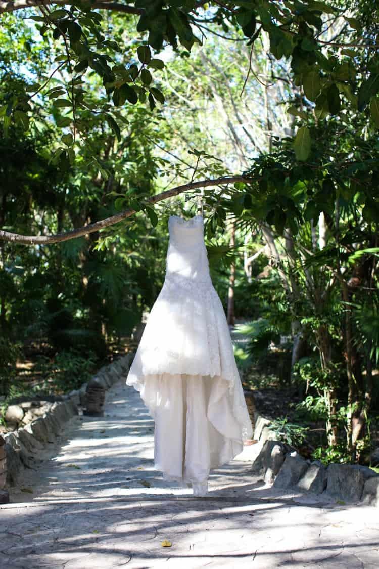 Destination Wedding at Sandos Caracol 25