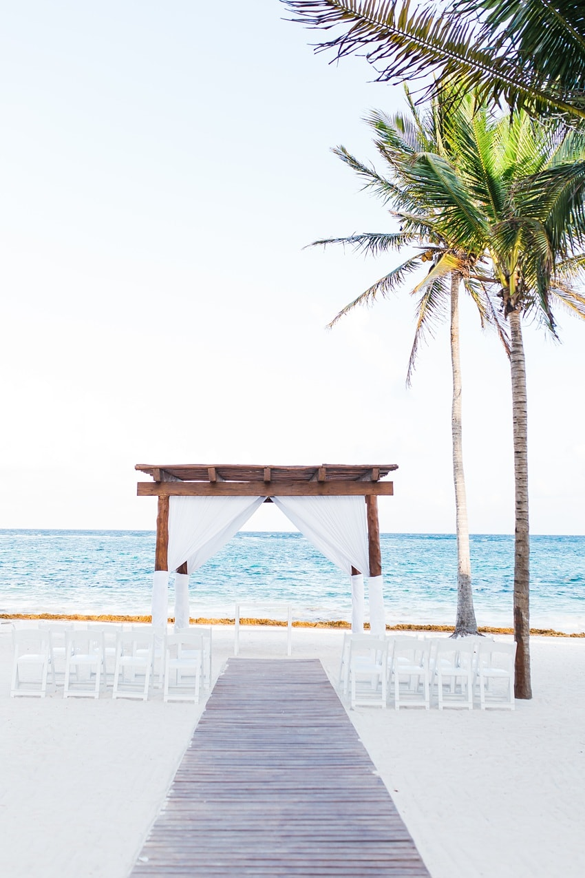 Destination Wedding at Secrets Akumal Riviera Maya 0002
