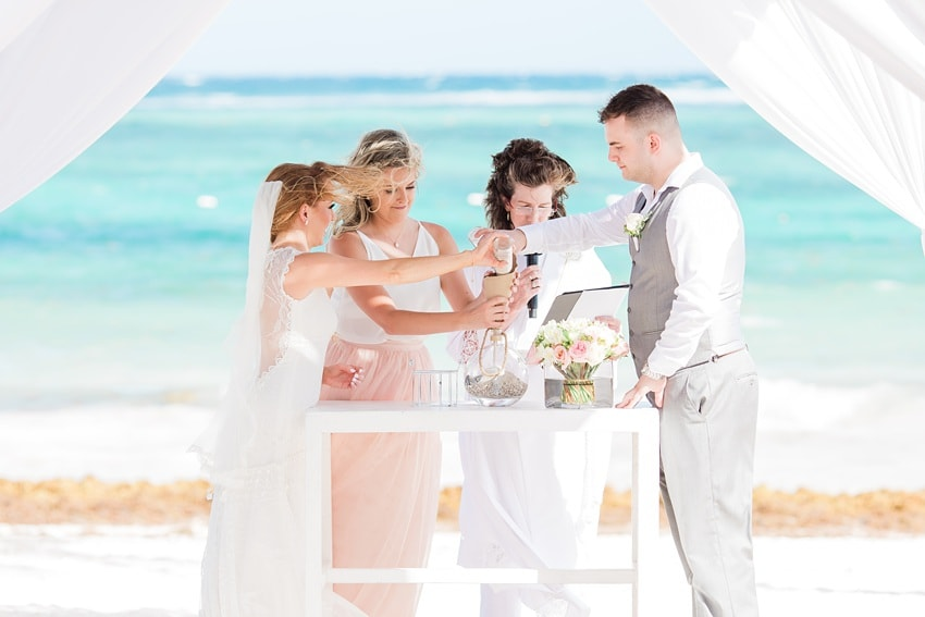 Destination Wedding at Secrets Akumal Riviera Maya 0050