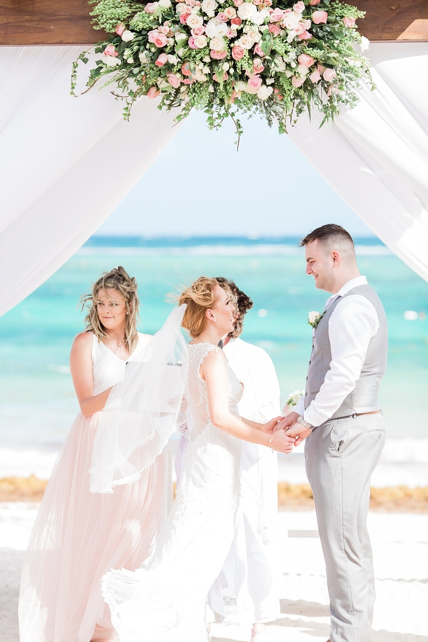 Destination Wedding at Secrets Akumal Riviera Maya 0055