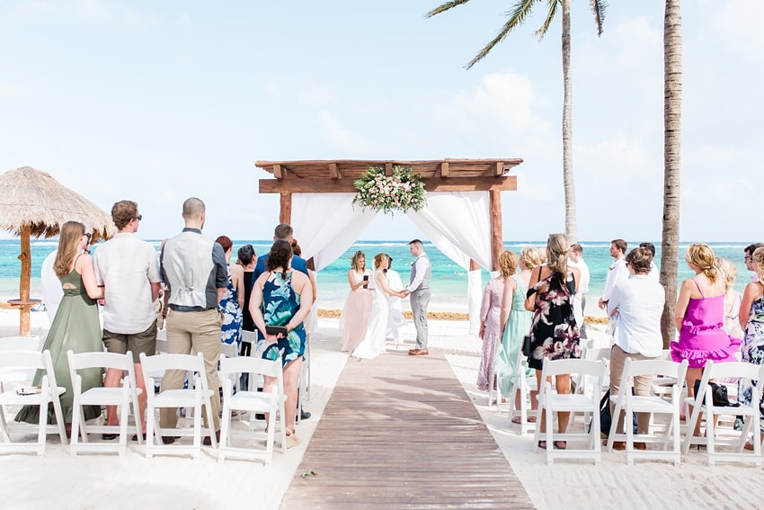 Destination Wedding at Secrets Akumal Riviera Maya 0056