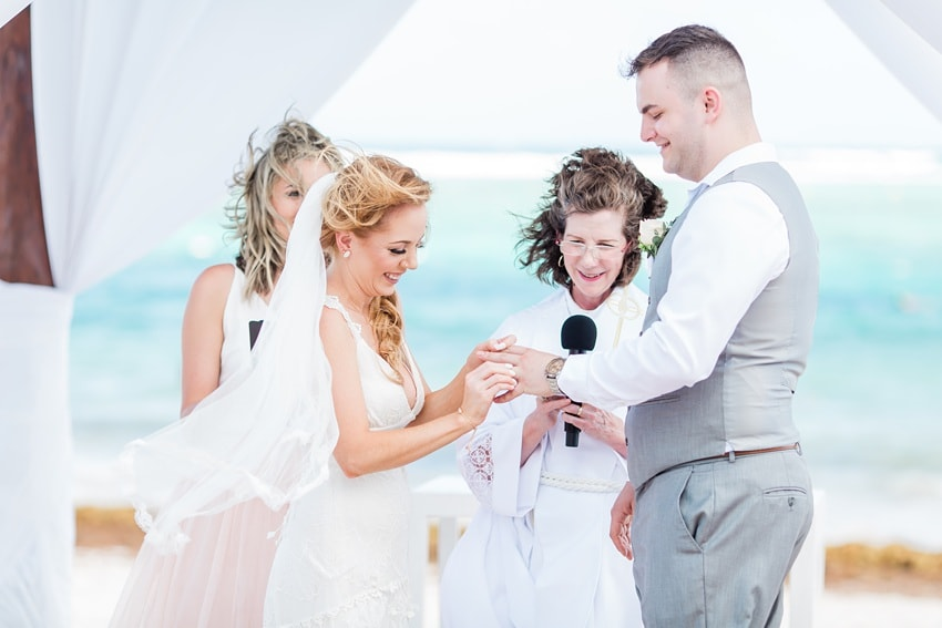 Destination Wedding at Secrets Akumal Riviera Maya 0059
