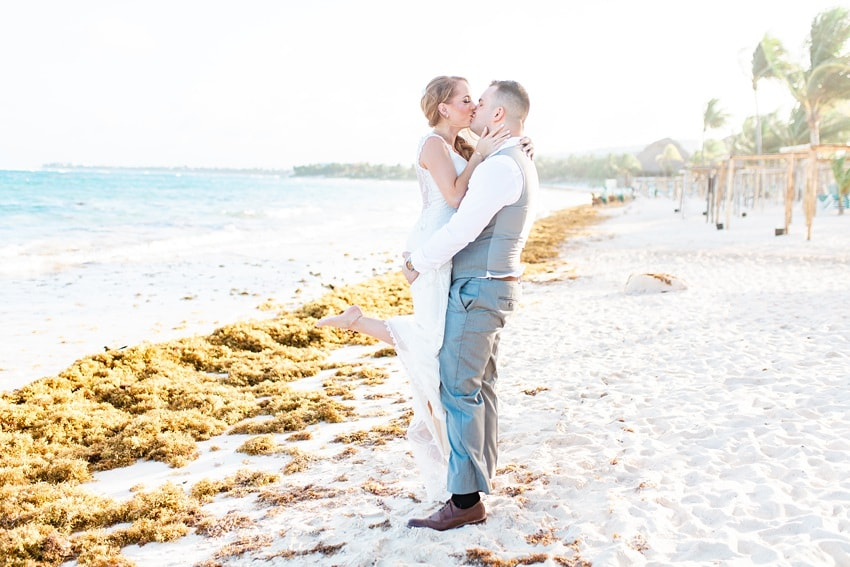 Destination Wedding at Secrets Akumal Riviera Maya 0074