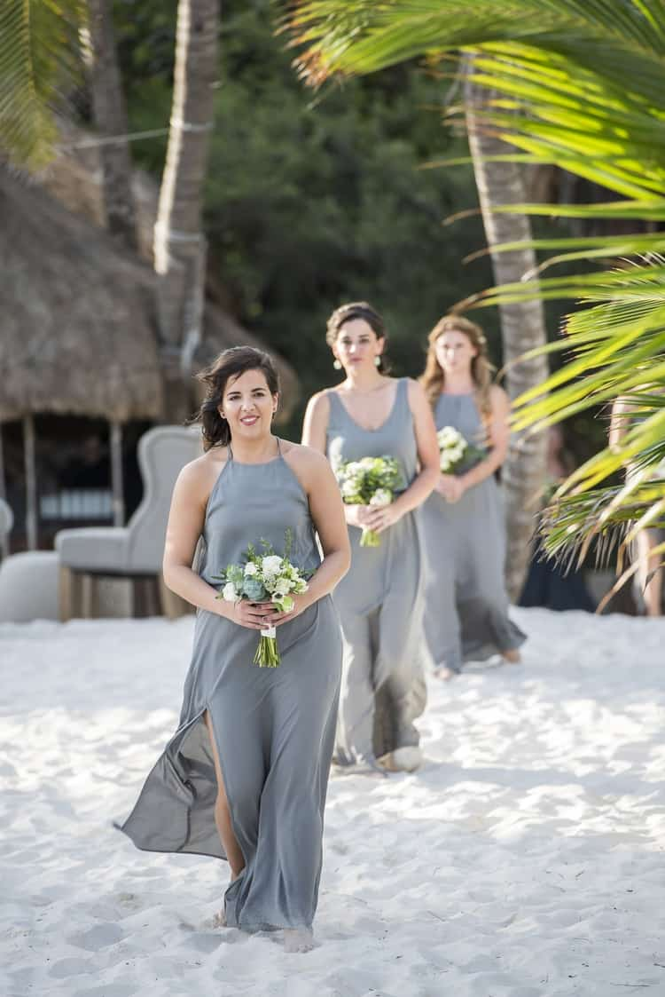Destination Wedding in Ak'iin Beach 29