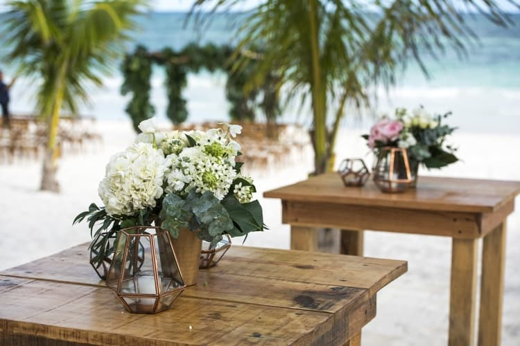 Destination Wedding in Ak'iin Beach 43