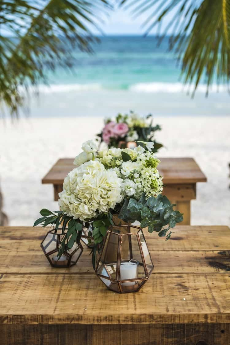 Destination Wedding in Ak'iin Beach 44