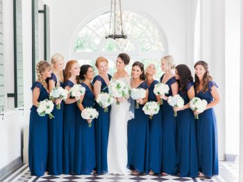 Oyster Themed Destination Wedding in Charleston