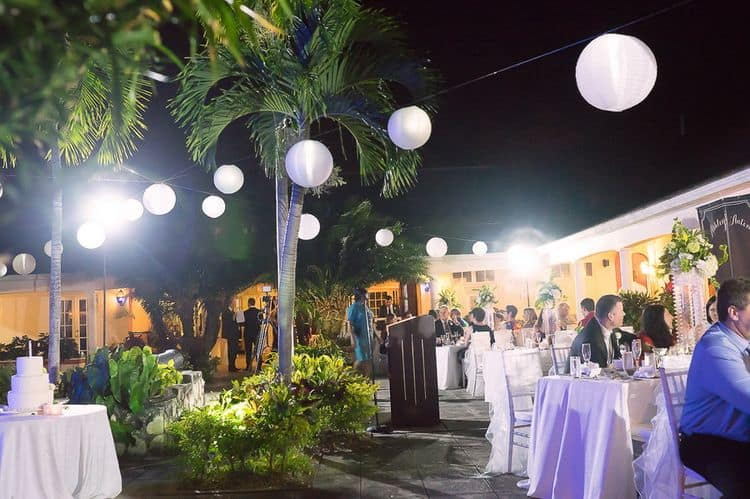 A Destination Wedding In Montego Bay With Ancient Ruins As