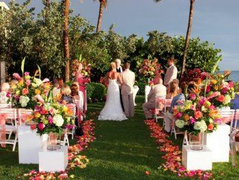 A Modern and Tropical Destination Wedding in Naples, Florida