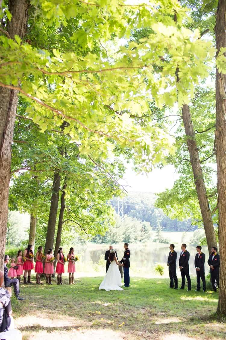 Destination Wedding in Pennsylvania 94
