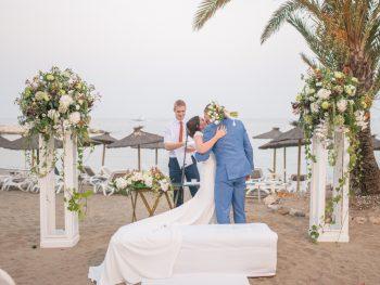 Destination Wedding in Marbella Spain