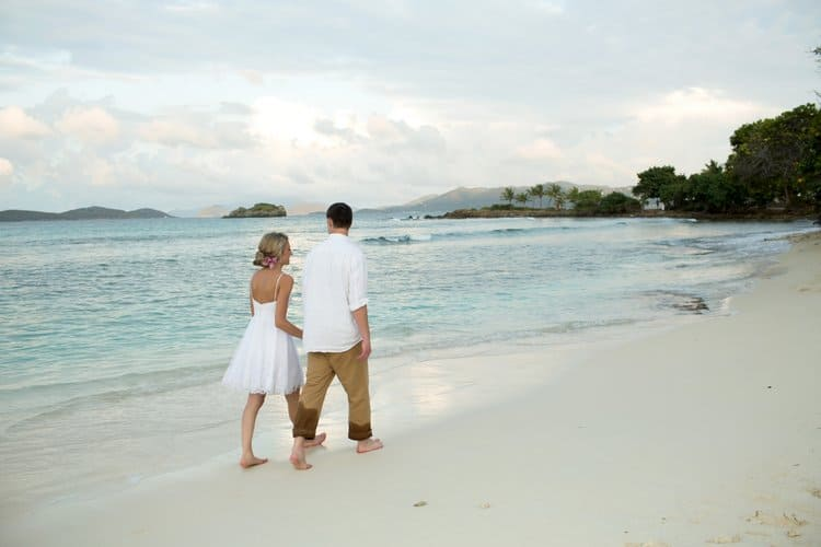 Destination Wedding in St Thomas