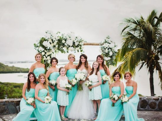 Destination Wedding in St. Maarten