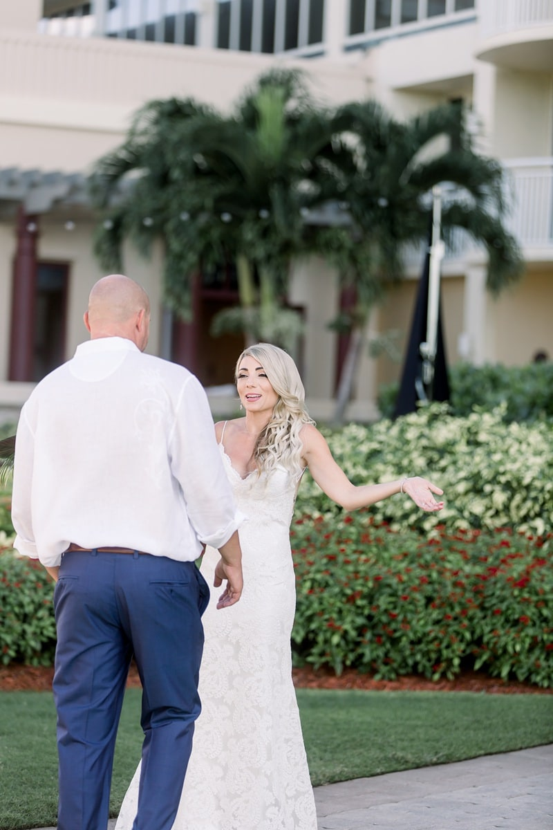 Destination wedding Vow Renewal in Marco Island 0010